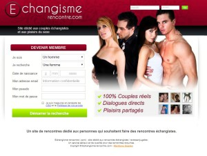 Sites de rencontre: Echangisme-Rencontre.com
