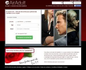 Sites de rencontre: Air-Adult.com