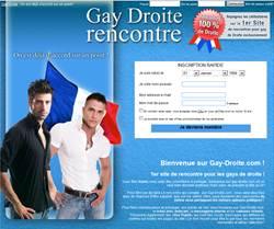Sites de rencontre: Gay-droite.com