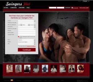 Sites de rencontre: Swingersflirt.net