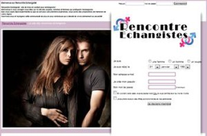 Sites de rencontre: Rencontre-Echangistes.fr