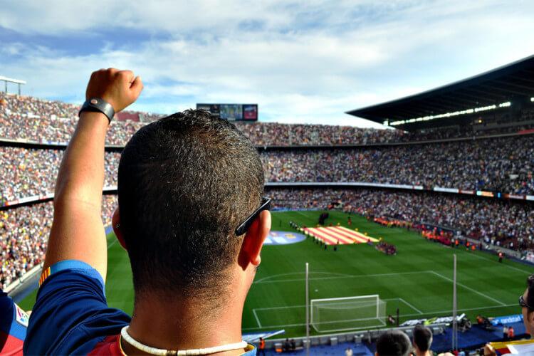 PSG supporter infidele