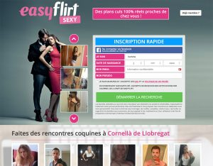 Sites de rencontre: Easyflirt Sexy