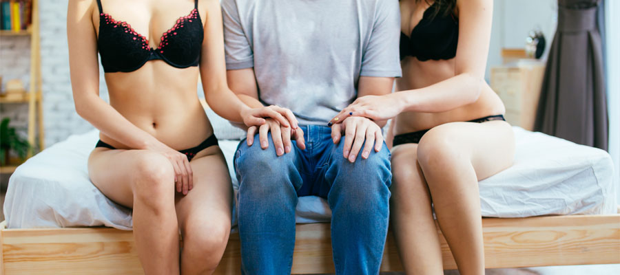 sexe groupe