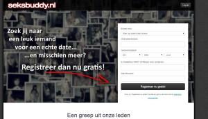 datingsites Seksbuddy.nl