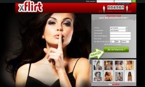 Sites de rencontre: Xflirt