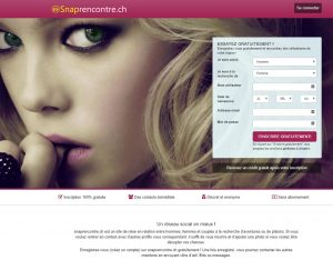 Sites de rencontre: Snaprencontre