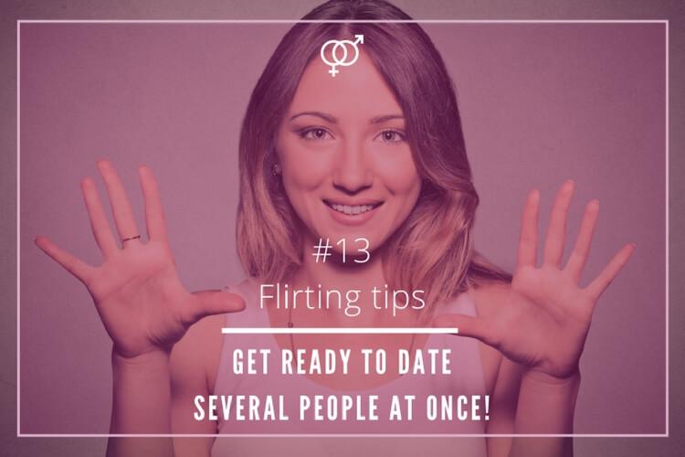 dating flirting tips velkommen til dating 9gag