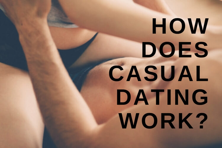 Casual dating vs dating