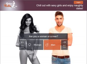 Dating sites: Quierorollo