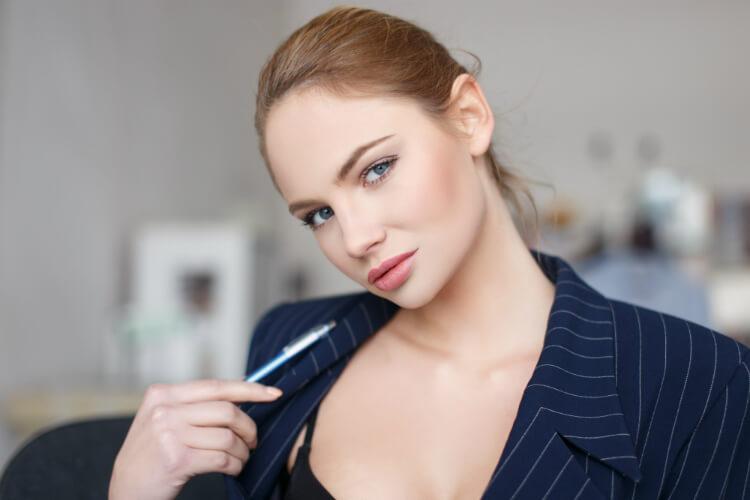 mujeres ejecutivas mas activas sexualmente