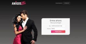 Dating sites: Amigos con Derechos