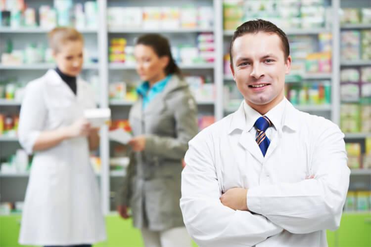 sensuale farmacista